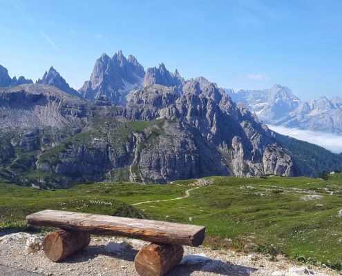 Panorama Rifugio Auronzo
