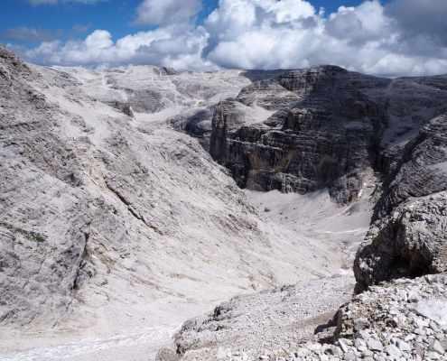 Panorama del Sass Pordoi