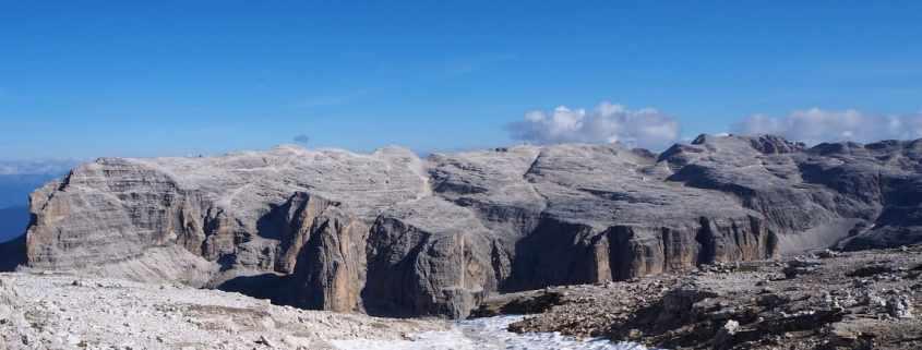 Panorama Sass Pordoi
