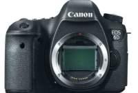 Canon EOS 6D Utility