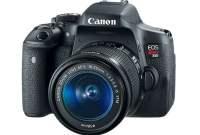Canon EOS T6i Utility
