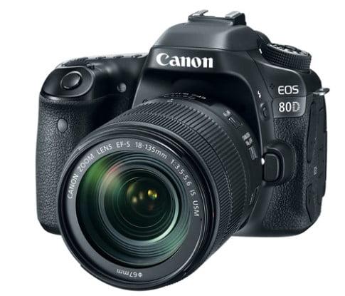 Canon 80D EOS Utility