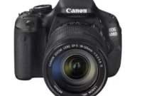 Canon EOS Utility 600D