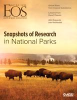1 October 2016 Eos magazine cover