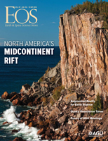 15 September 2016 Eos magazine cover