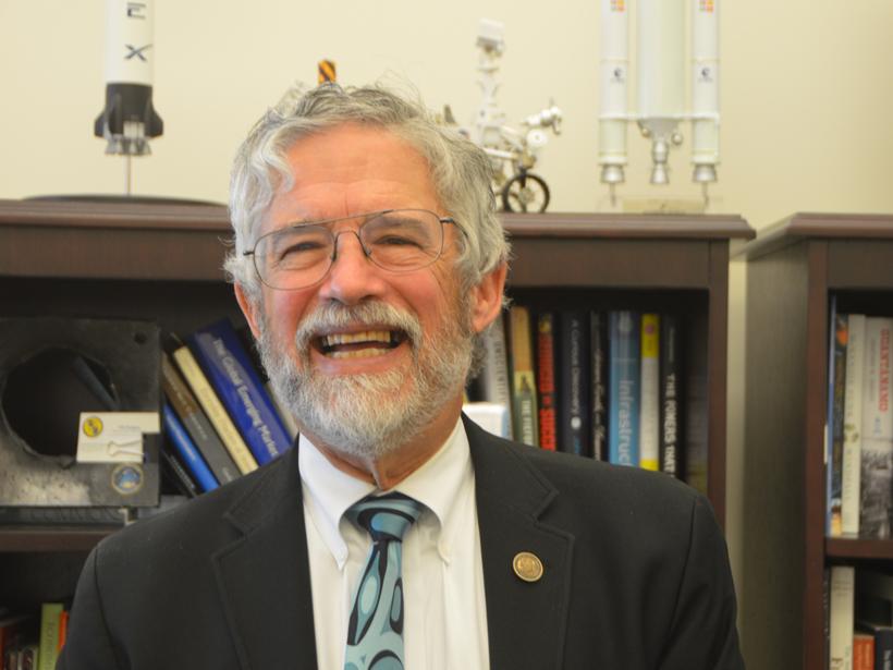 White House science adviser John Holdren.