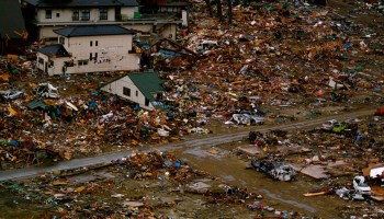 An offshore subduction zone drove the tsunami that devastated Japan in 2011.