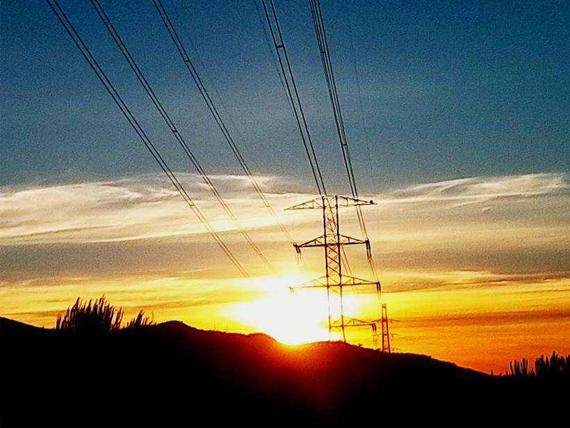 The impact of solar storms on power grids might be determined by the conductivity of the ground.