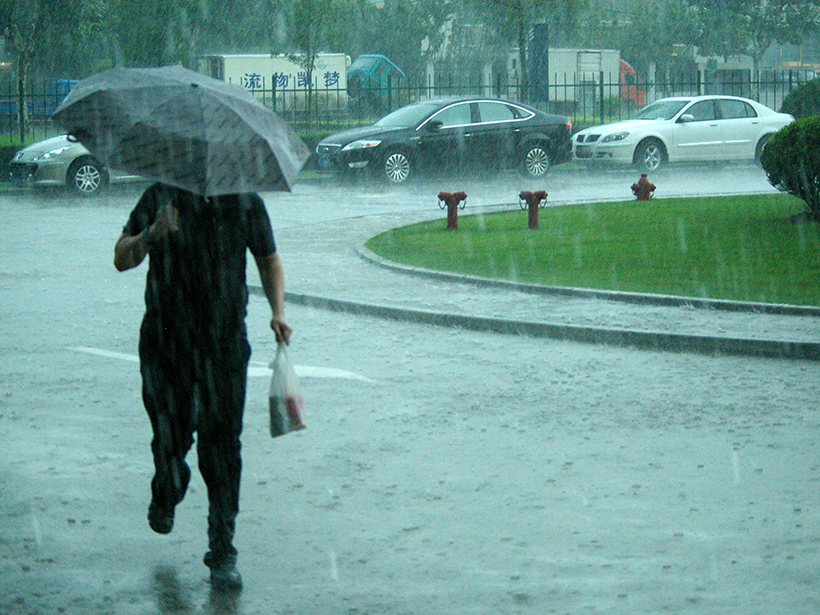 Researchers examine how winds influence summer monsoon rainfall patterns in East Asia.