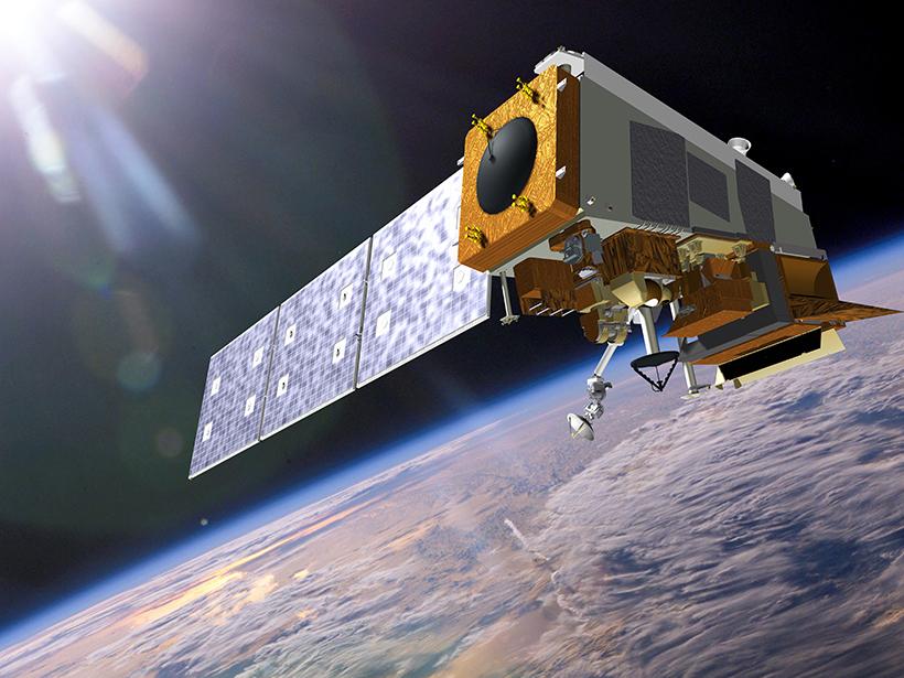 Launch of JPSS Satellite NOAA-20