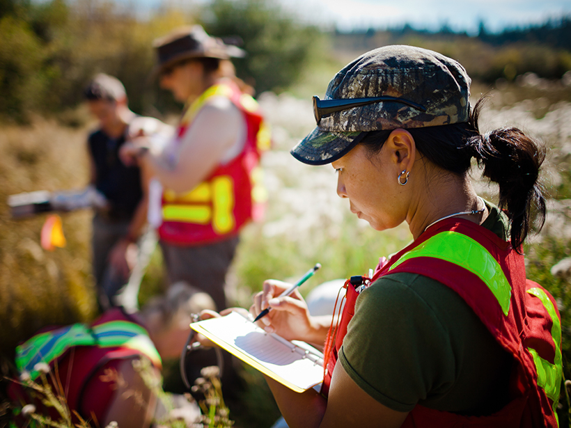 How supporting your team in new job can help you succeed in a successful geoscience career