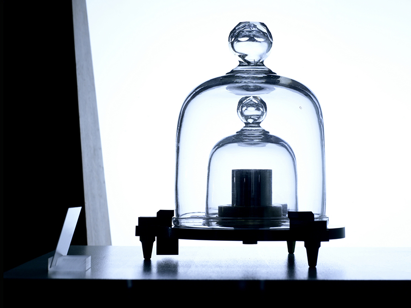 Kilogram prototype number 38 is one of the 40 initial replicas of the international prototype kilogram.