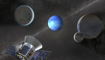 NASA's TESS mission discovers third exoplanet