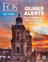 Eos magazine cover February 2019