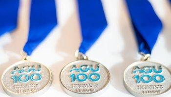 AGU Fellow medals