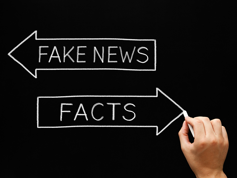 Fake news or fact? Universities have a role to play in training scientists to withstand attacks on fact.