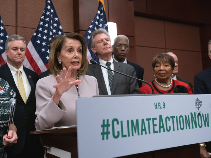 U.S. House OKs bill to stay in the Paris Climate Accord