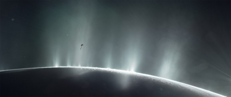 A profile of the plumes of Enceladus