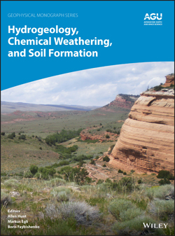Book cover Hydrogeology, Chemical Weathering, and Soil Formation
