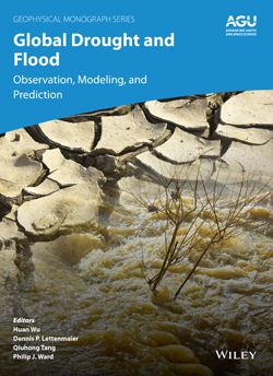Front cover of the book Global Drought and Flood: Observation, Modeling, and Prediction