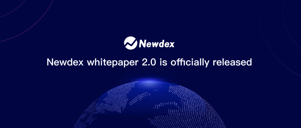 newdex description of its white paper version 2.0