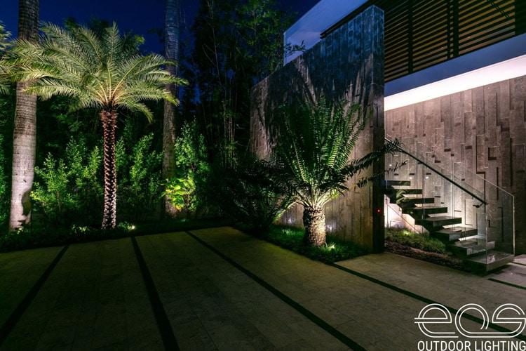 landscape lighting maintenance by eos