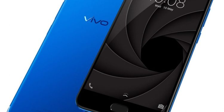 Vivo V5s Energetic Blue