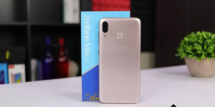 ASUS Zenfone Max M1 with box