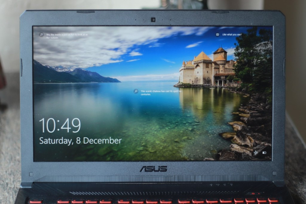 ASUS TUF FX504 Gaming Laptop Review: For the Masses - EOTO