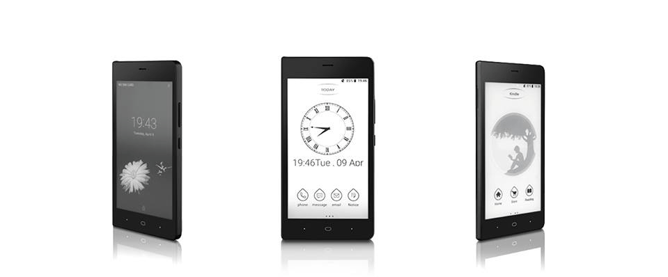 Kingrow K1 E-Ink Android Smartphone
