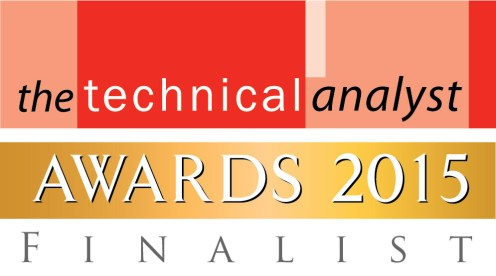 Finalist for Best Specialist Product & Best Specialist Data Provider 2015