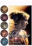 [DISCONTINUED] ALCHEMIE metallic lustre eyeshadows - vegan/cruelty free