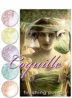 25% OFF Weekly Sale through 11:59 PM PST 3/12! ~ COQUILLE Illuminating Corrective Finishing Powder- vegan/cruelty free