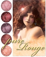 "25% OFF Weekly Sale through 11:59 PM PST 1/22!~ ""PURE ROUGE"" classic Mineral Cheek Color - new improved v2 formula"