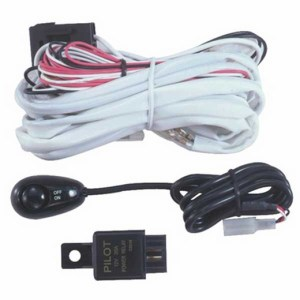 Pilot Automotive PLHARN3 $3264 Wiring Harness wSwitch