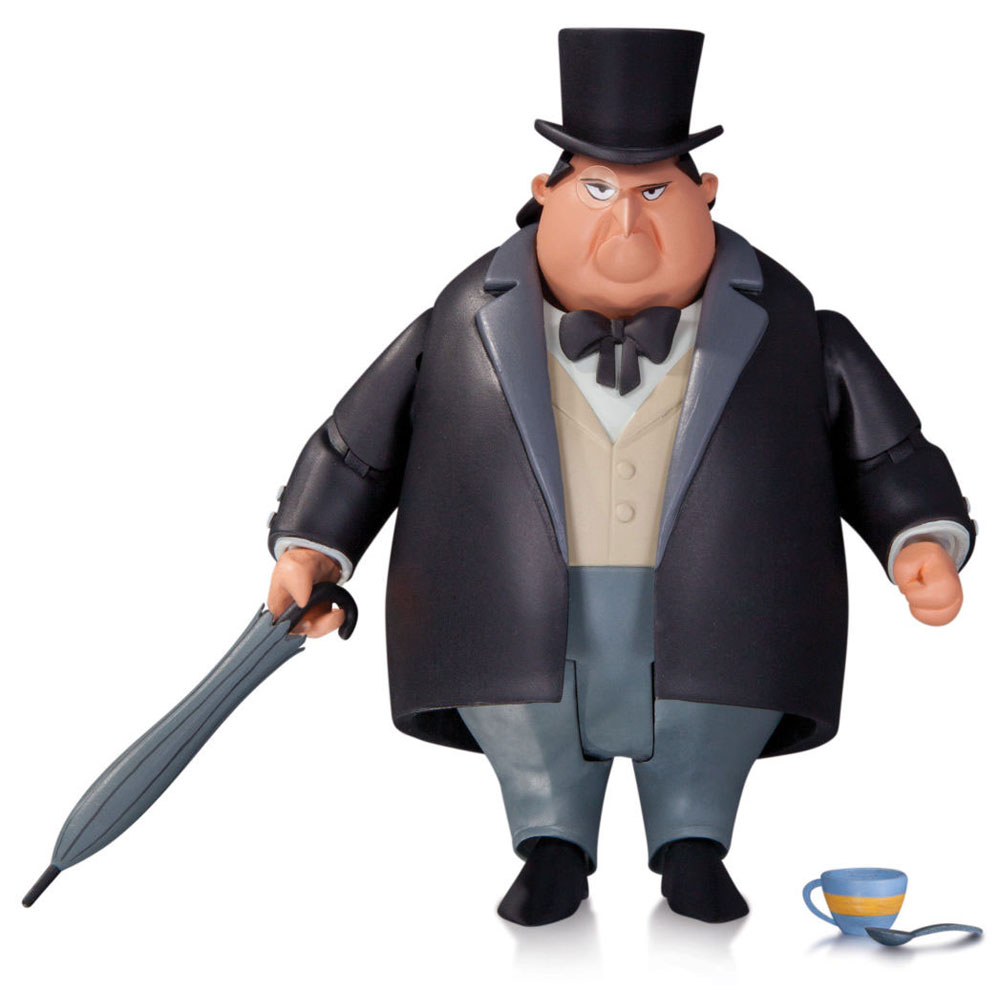 The Penguin Action Figure 45 Inch Batman The Animated Series