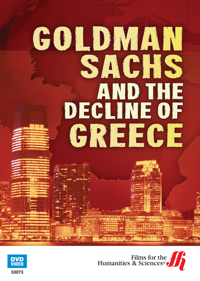 Goldman Sachs And The Decline Of Greece Enhanced DVD