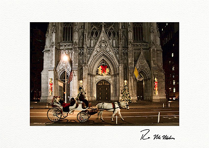 St Patricks Cathedral New York City Boxed Christmas Cards