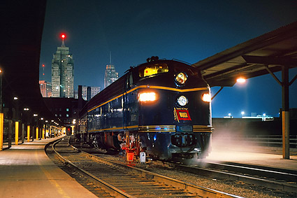 Wabash Railroad E 8A Passenger Train Photo Print For Sale
