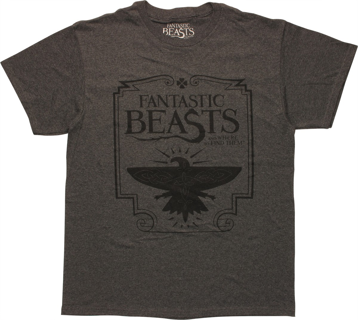 Fantastic Beasts And Where To Find Them T Shirt