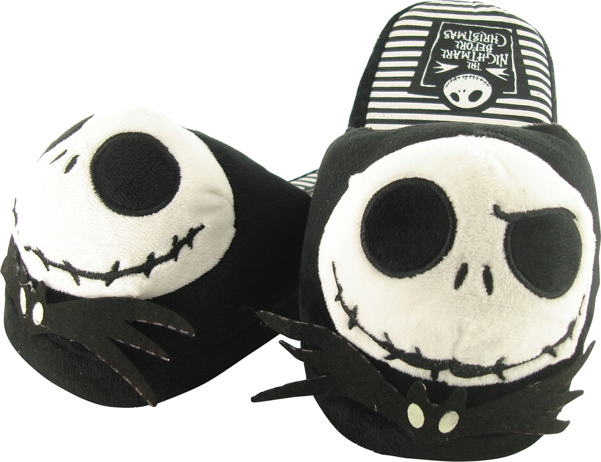 Slip On Shoes Nightmare Before Christmas