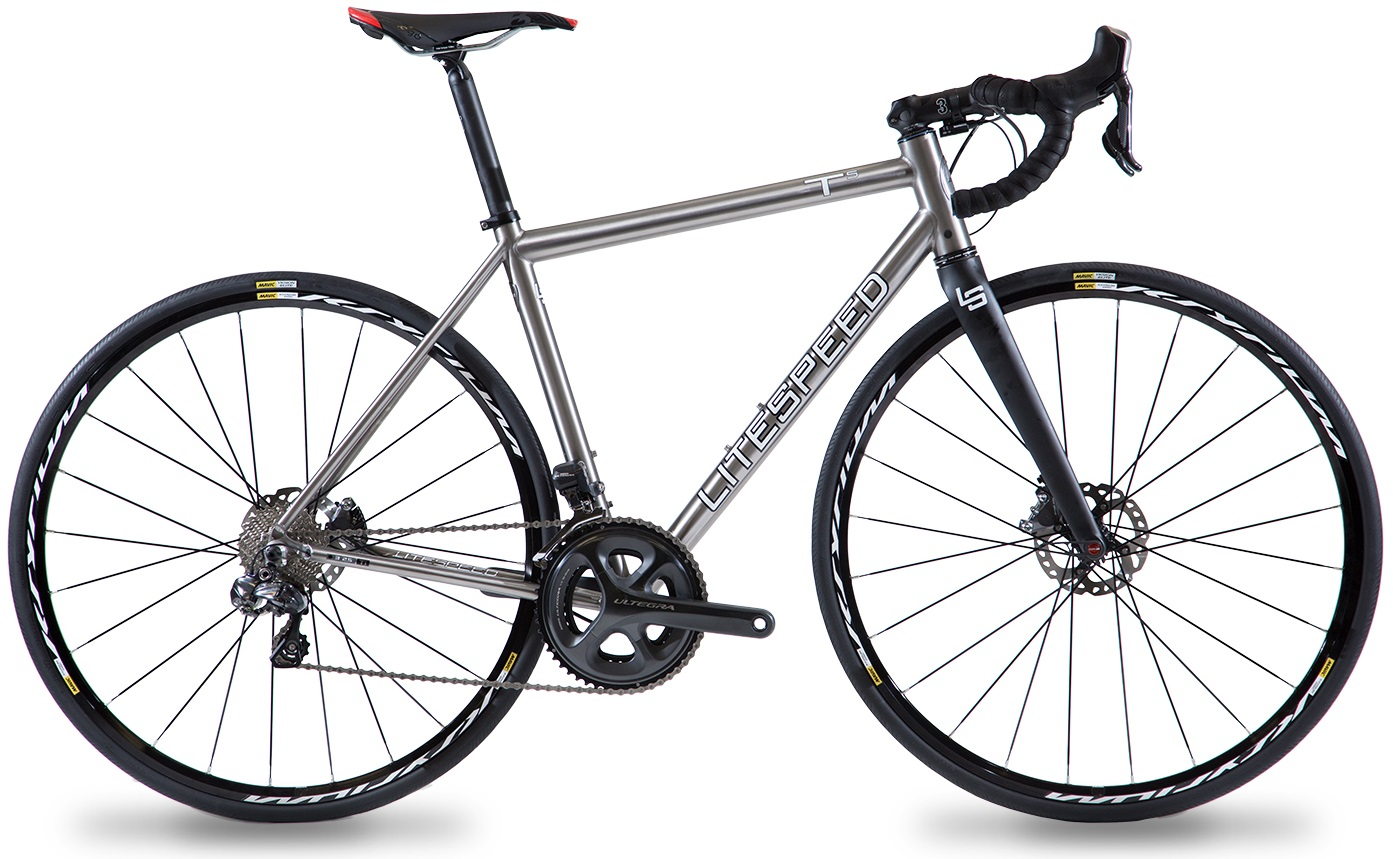 Litespeed T5 Disc Titanium Road Bike