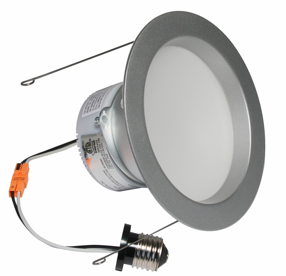 Replacing Recessed Lighting Led