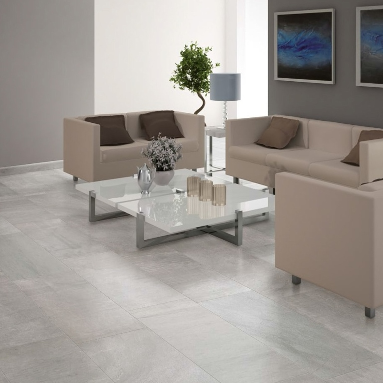 Interceramic Tile Floor