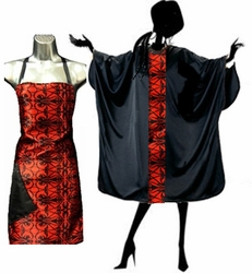 salon aprons and capes hair stylist aprons and capes