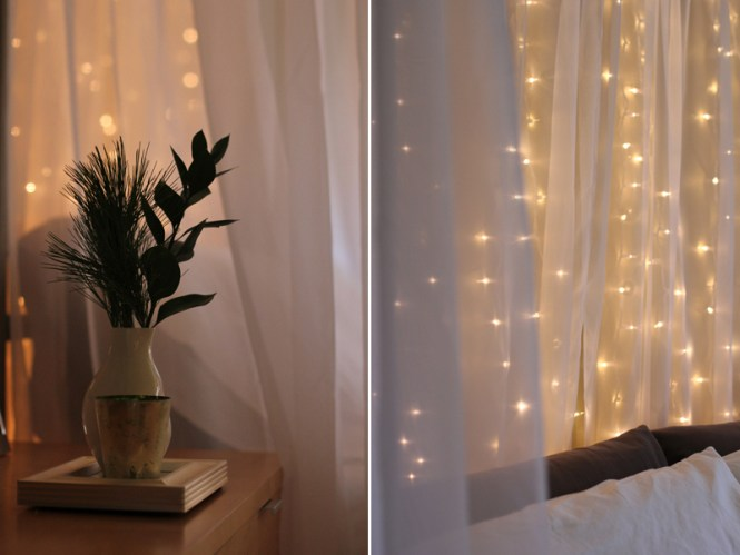 Curtains Ideas curtain lights for bedroom : String Lights For Bedroom Target - Bedroom Style Ideas