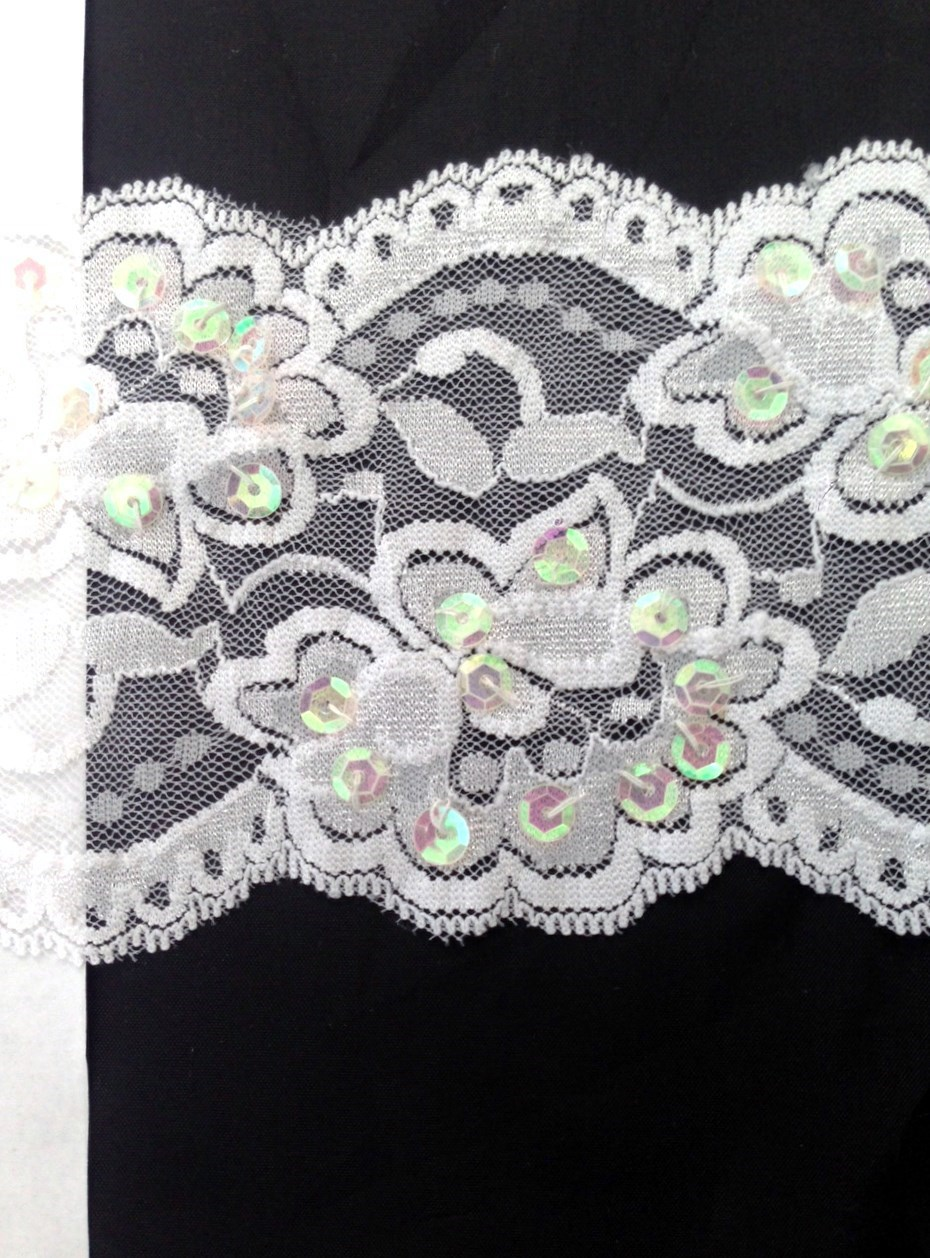 Rhinestone Beaded Trim 3 4 Inch