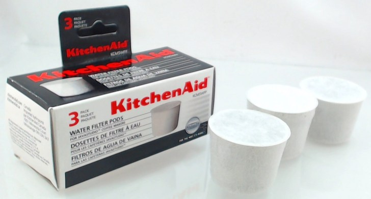 Kcm5wfp Kitchenaid Coffee Maker Water Filter Pods