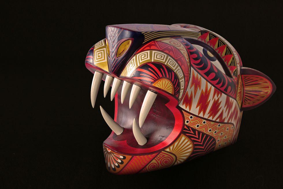 Una obra de Artesanías de Colombia