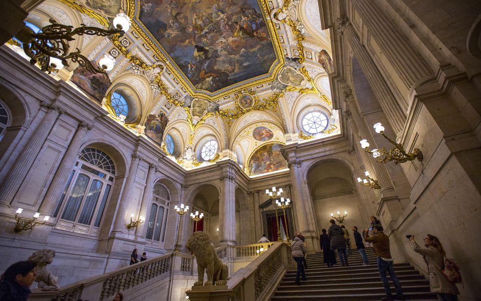 El Palacio Real, el más visitado | Madrid | EL PAÍS